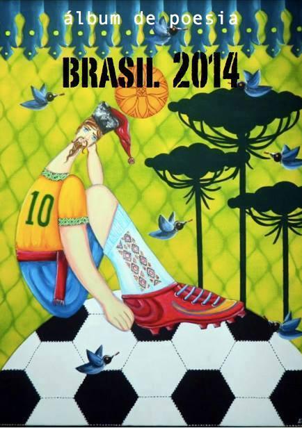 ÁLBUM DE POESÍA BRASIL 2014 - Beatriz Giovanna Ramírez