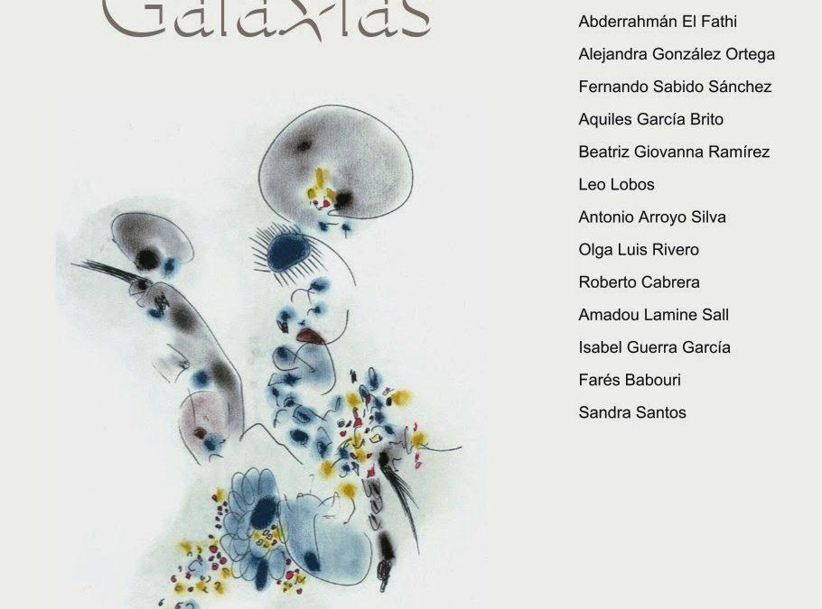 Presentación del libro 'Galaxias' en Casa África