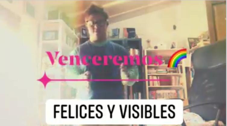 Vídeo  Día Internacional de la Visibilidad Transgénero