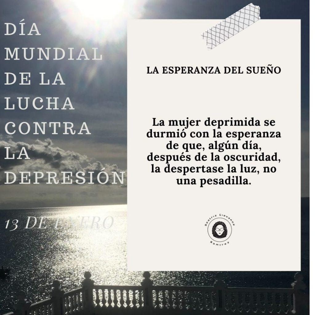 13 de enero_ Día Mundial de la Lucha contra la Depresión