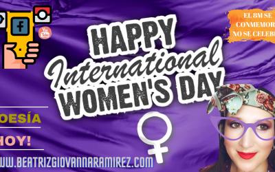 Conmemoración del Día Internacional de la Mujer 2021